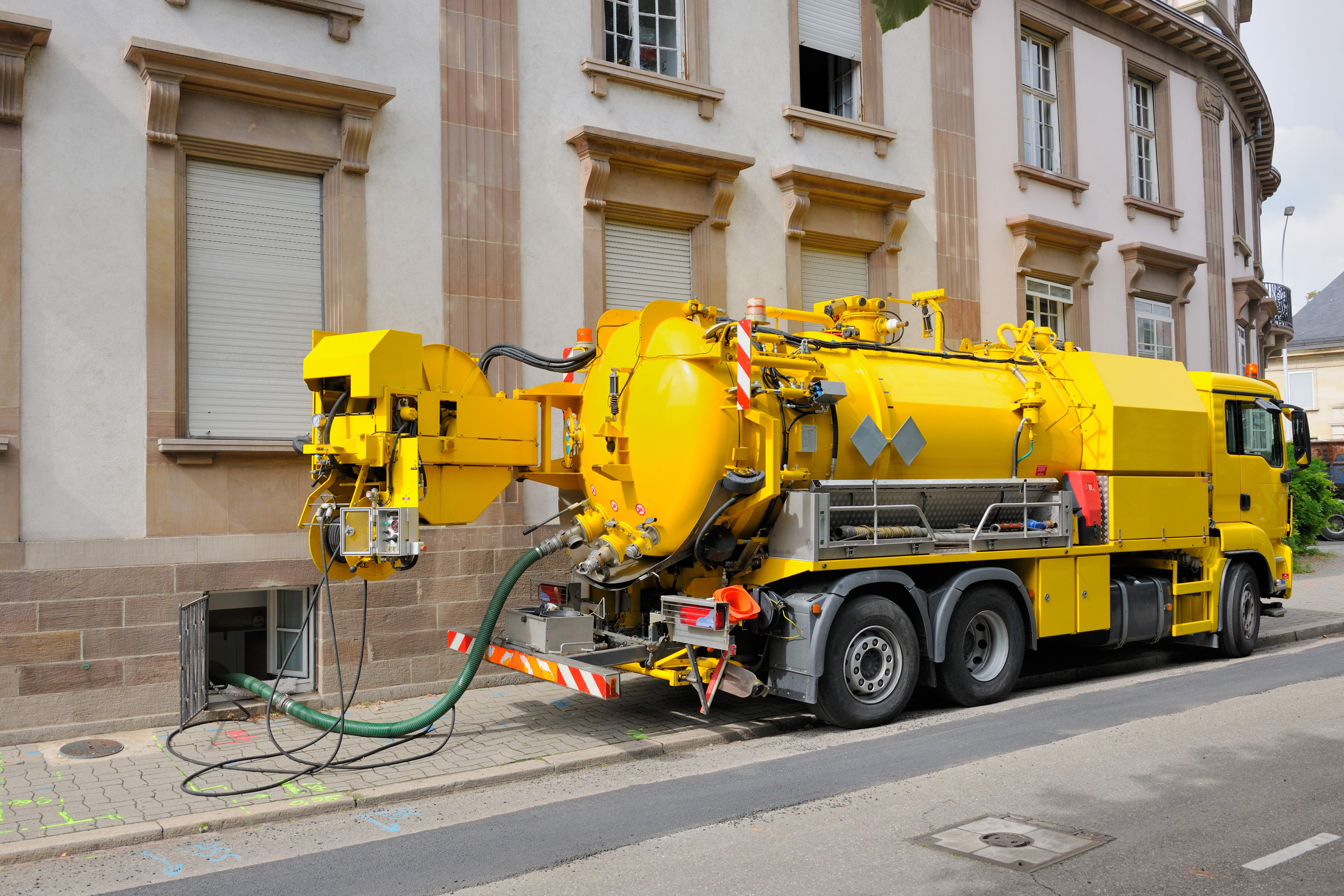Our general wastewater solutions include vacuum truck services in Houston.